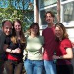 ben, shawn, natasha, & me