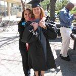 me & mom again